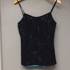 Express Lace tot Black and Blue